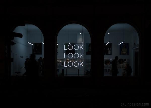 荷兰 Ace & Tate 眼镜店设计