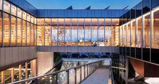 1500 m2 最美图书馆设计,美得不可方物!