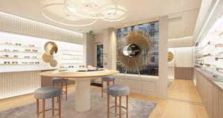 Dior 店面设计,法国巴黎