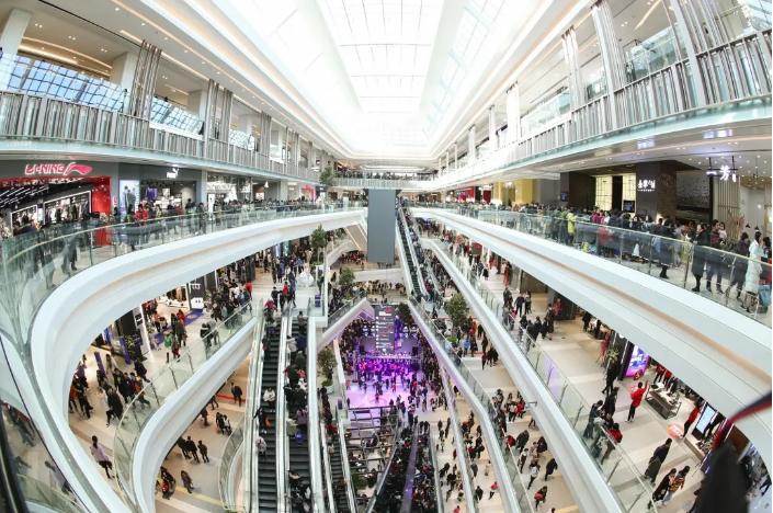 简析购物中心货运动线设计