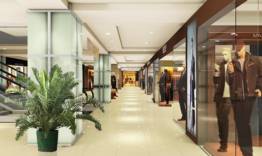 世宇购物中心
